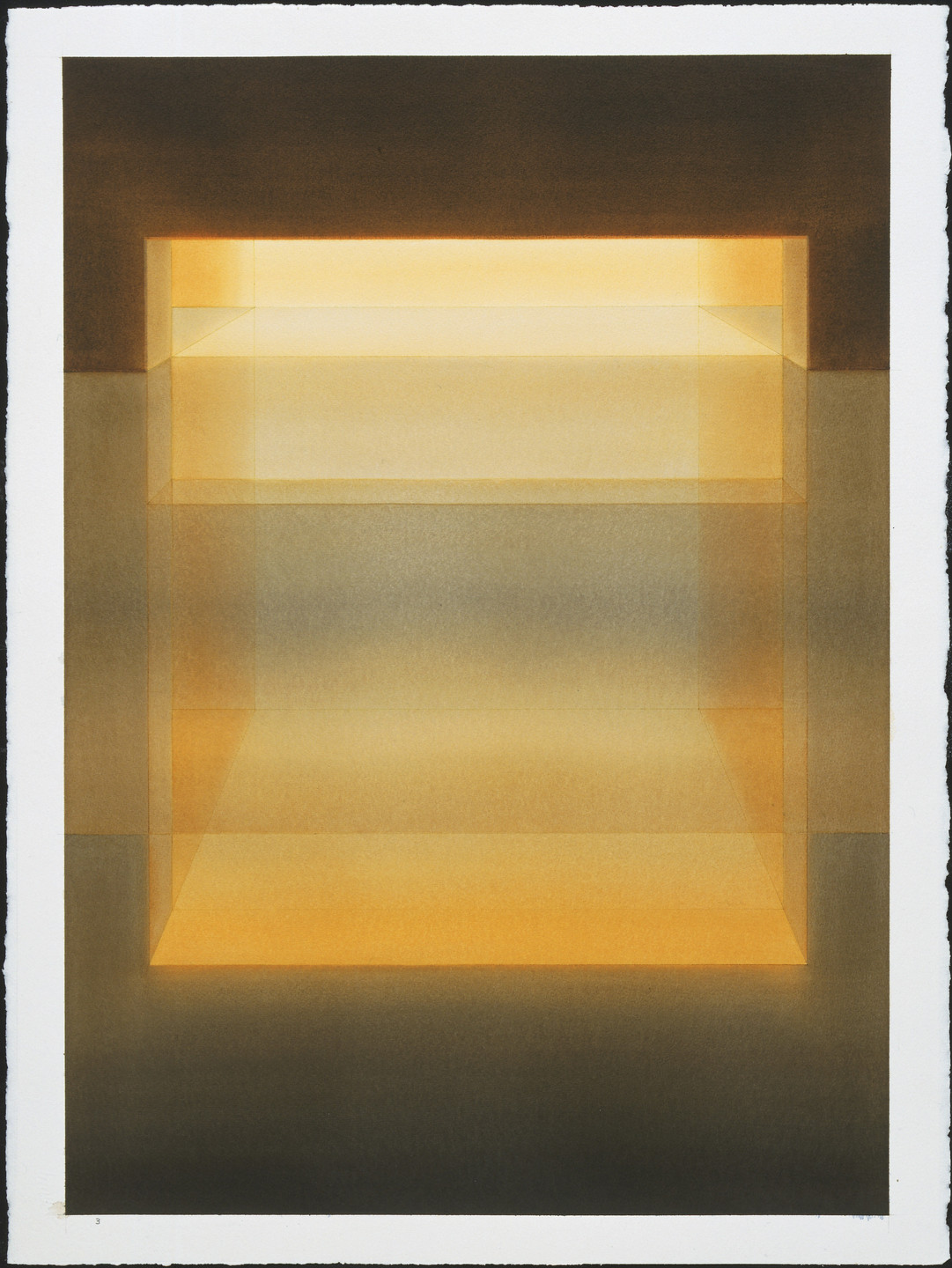 Lauretta Vinciarelli. Orange Sound, project. 1999