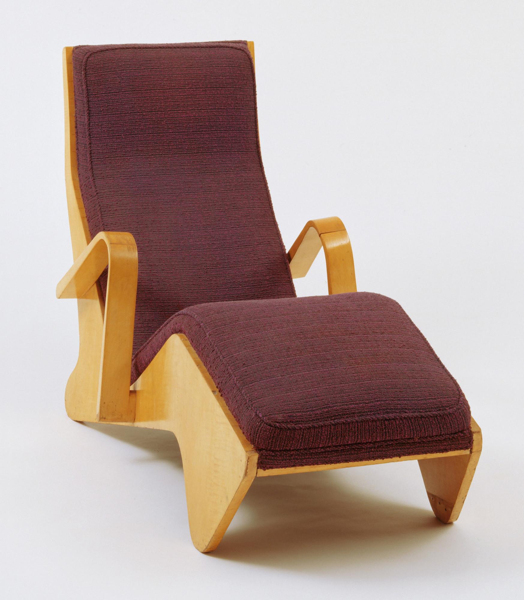 Marcel Breuer Chaise Longue 1938