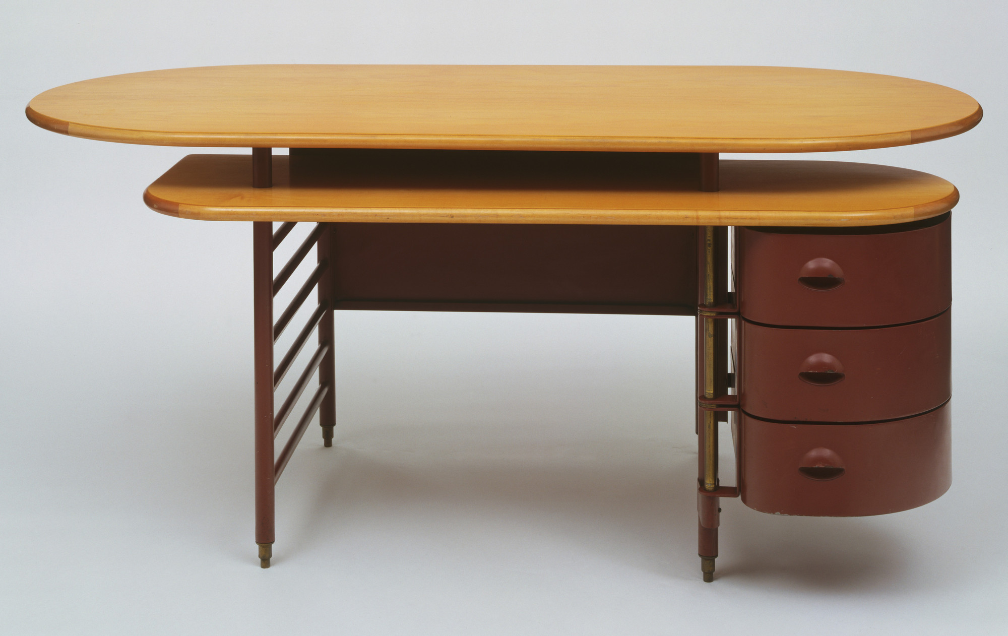 Frank Lloyd Wright. Desk. 1936-39