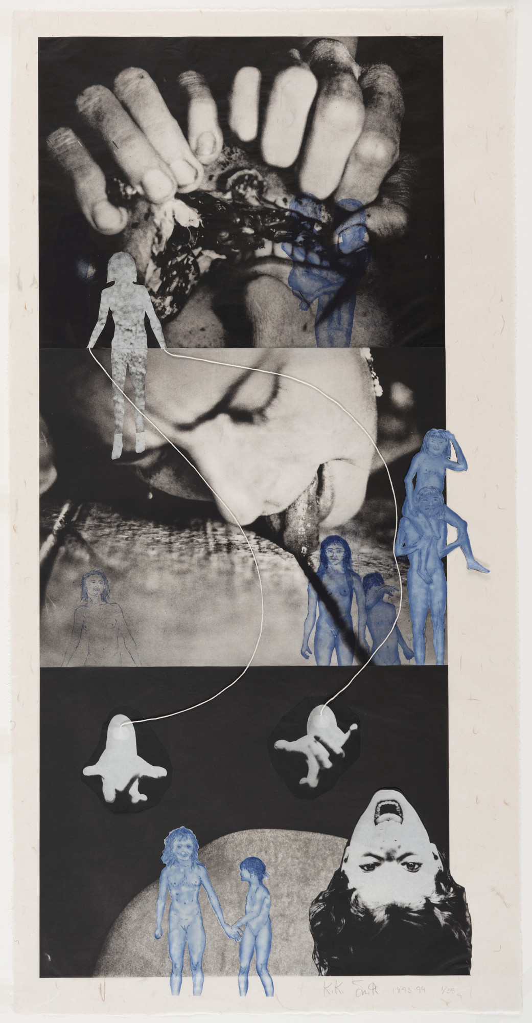 Kiki Smith. Puppet. 1993-94