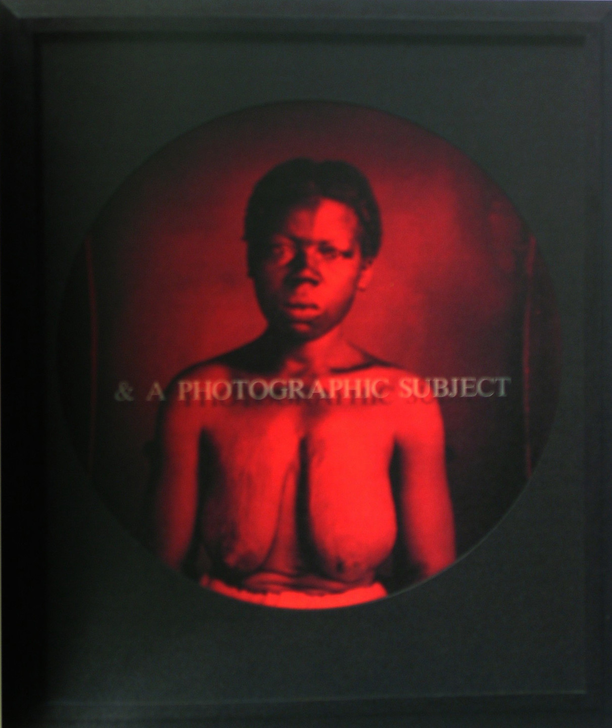 Carrie Mae Weems. From Here I Saw What Happened and I Cried. 1995-96