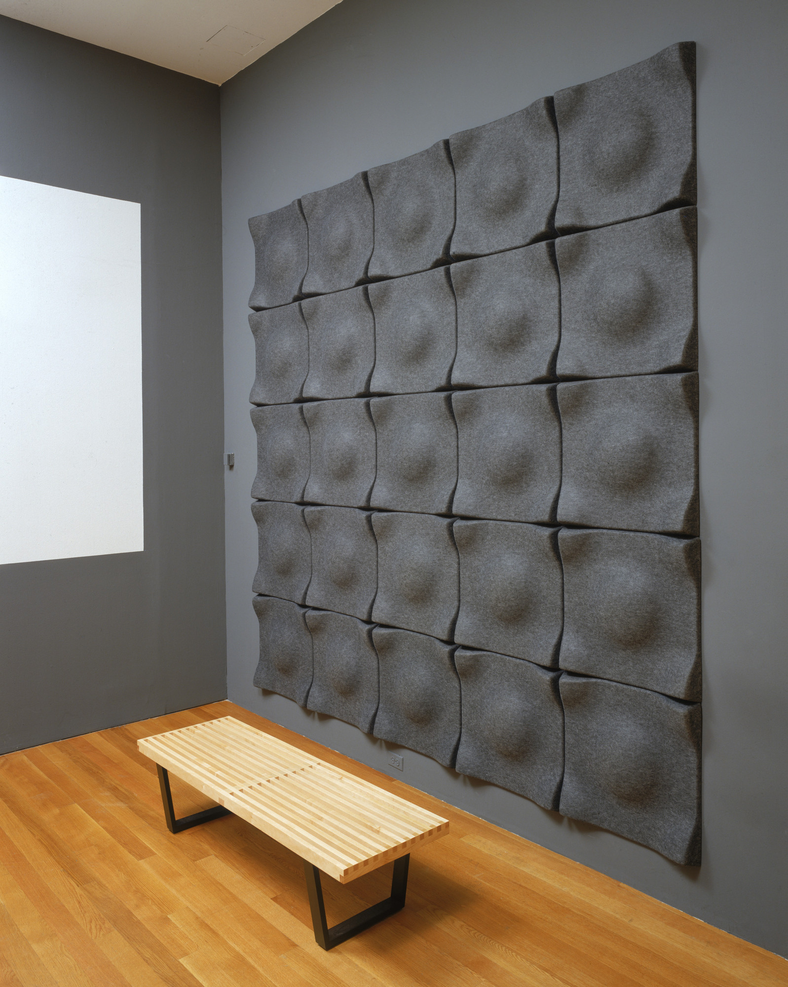 Teppo Asikainen, OFFECCT. Swell Soundwave Panels. 1999-2000