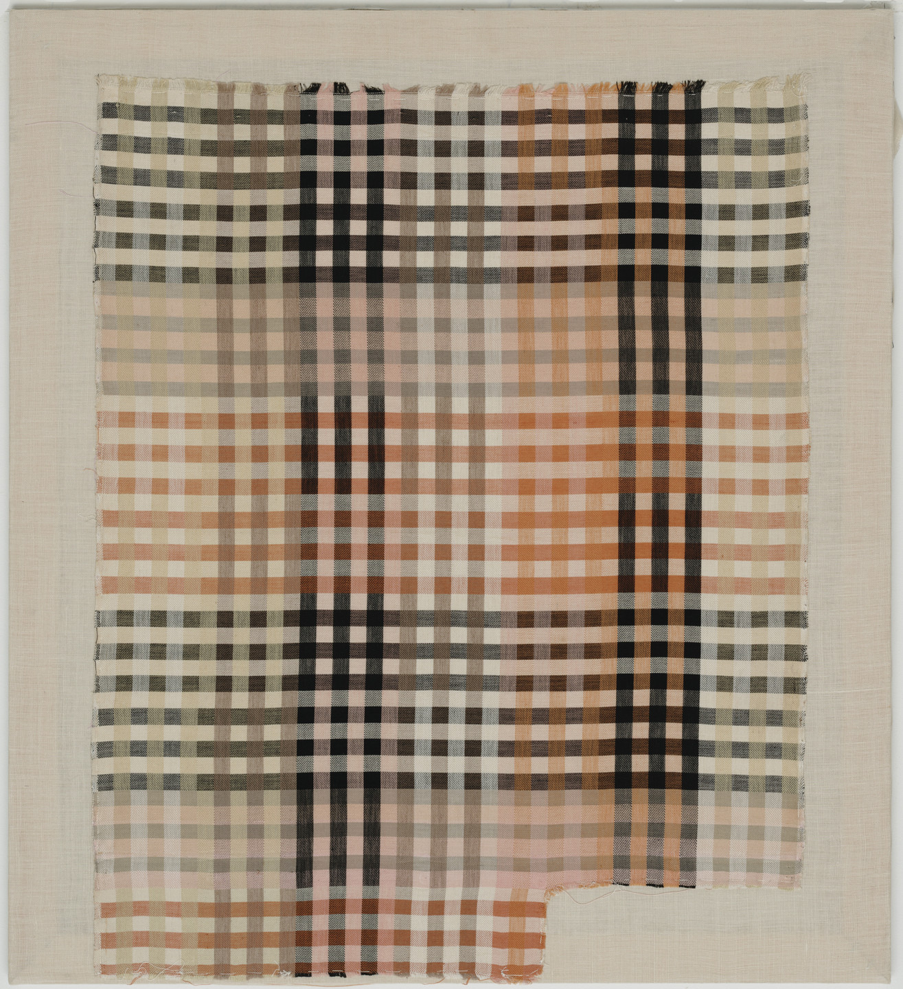 Anni Albers. Tablecloth Fabric Sample. 1930