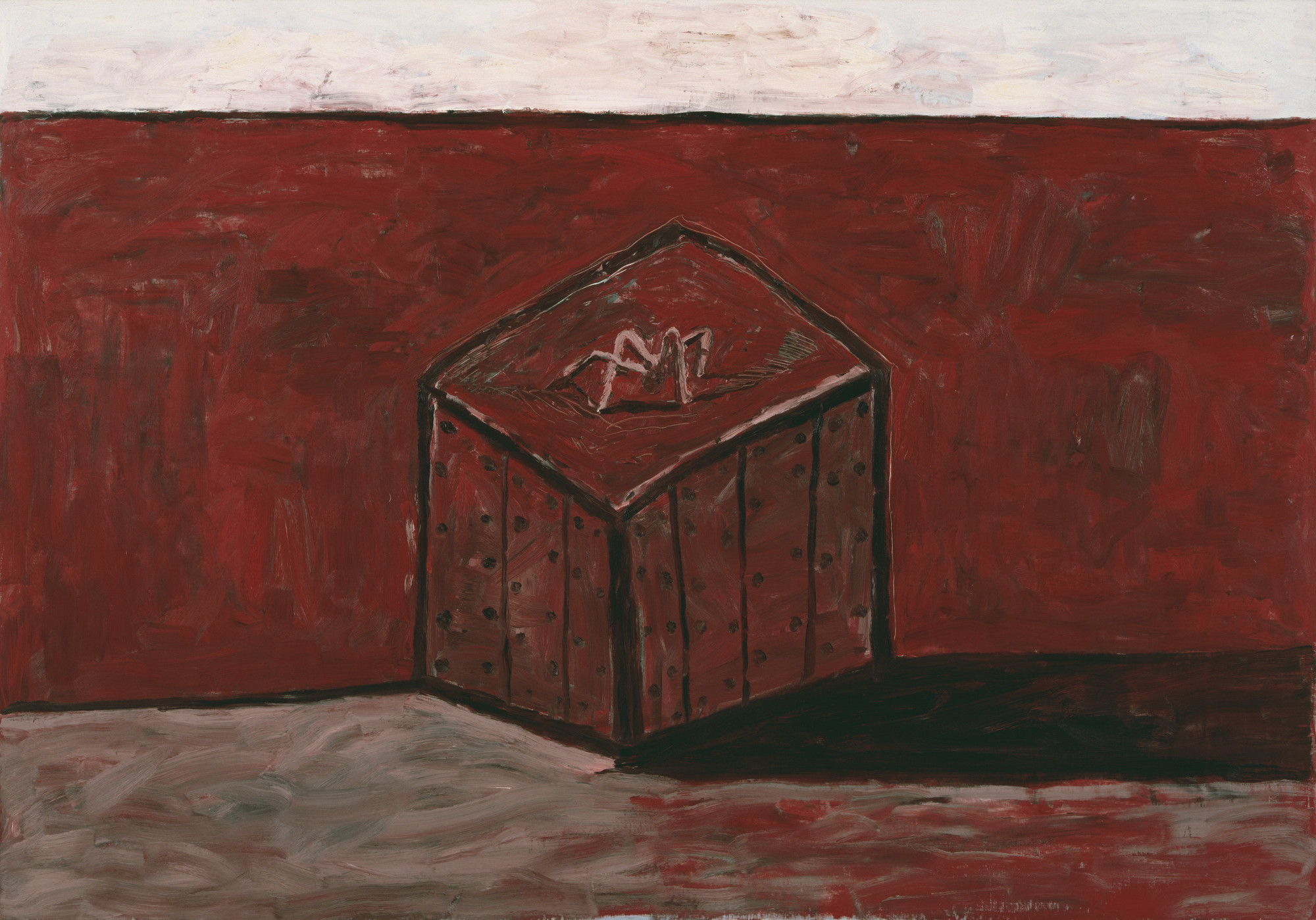 Philip Guston. Box and Shadow. 1978