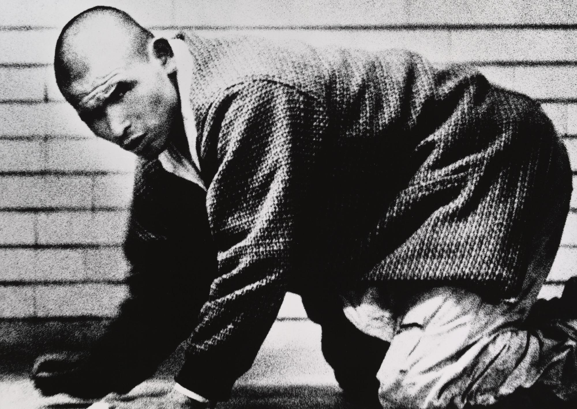 Daido Moriyama. Crippled Beggar, Tokyo. 1965 | MoMA
