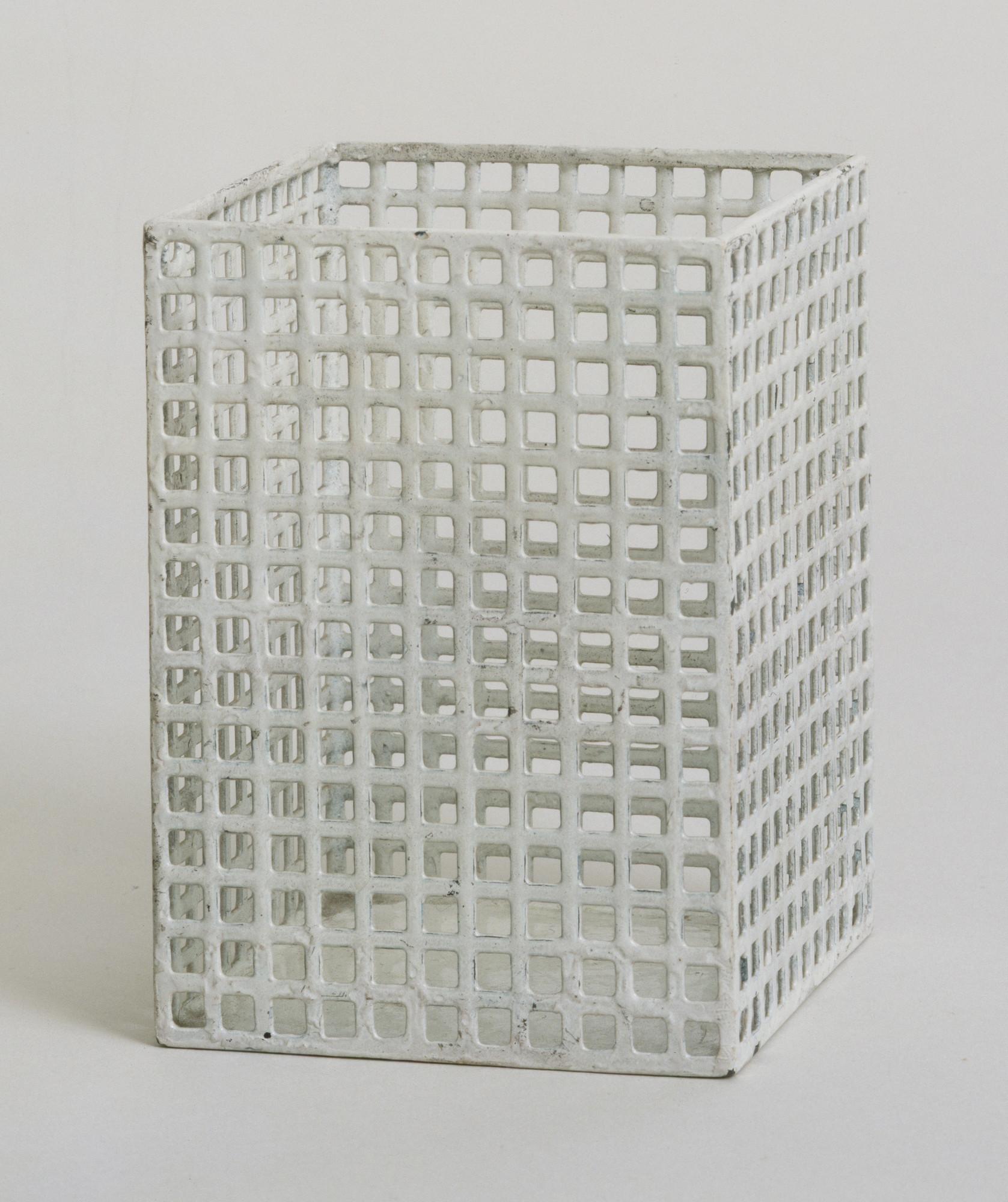 Josef Hoffmann Design.Josef Hoffmann Vase C 1905 Moma