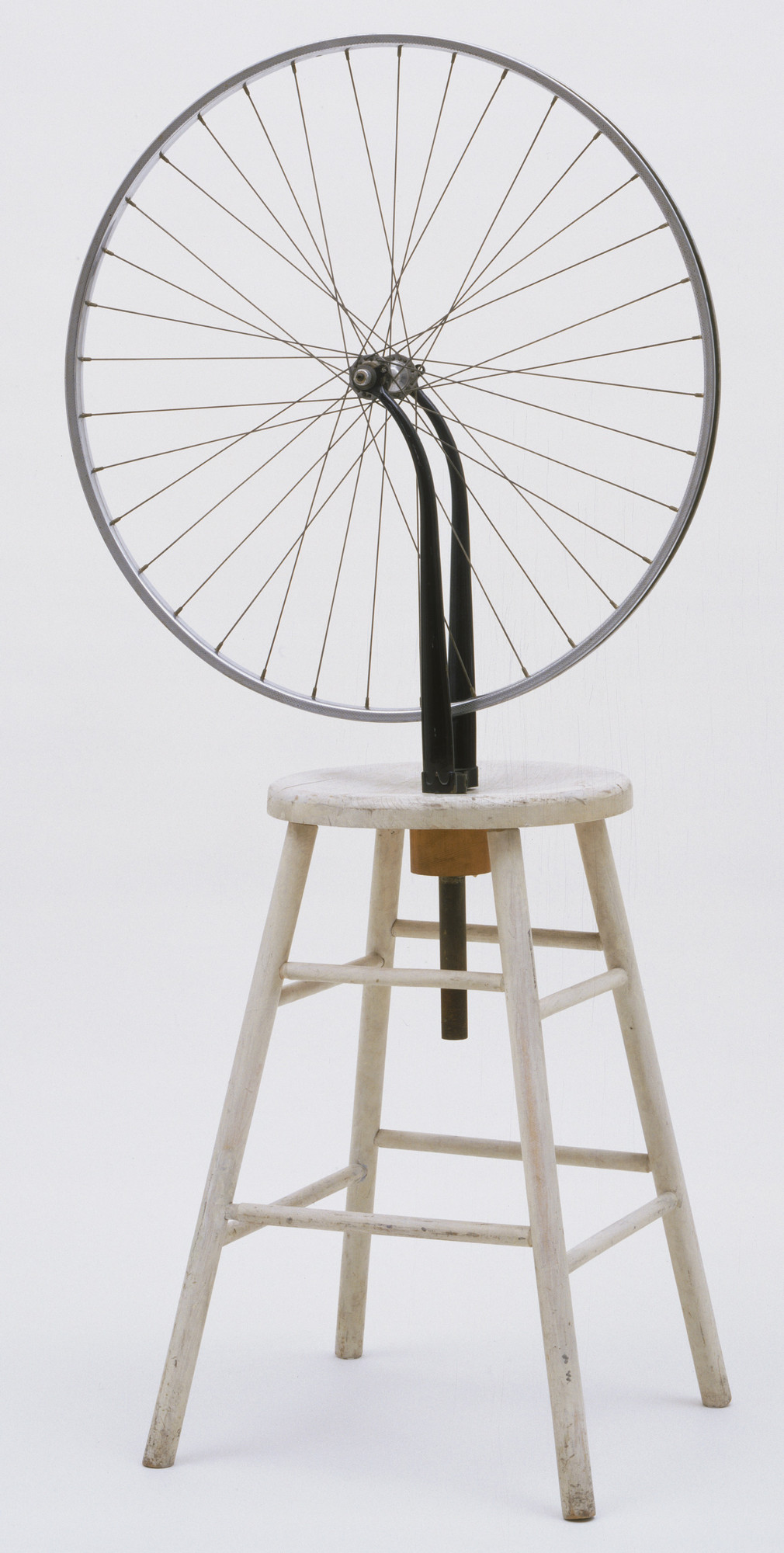 Image result for Bicycle Wheel, Duchamp