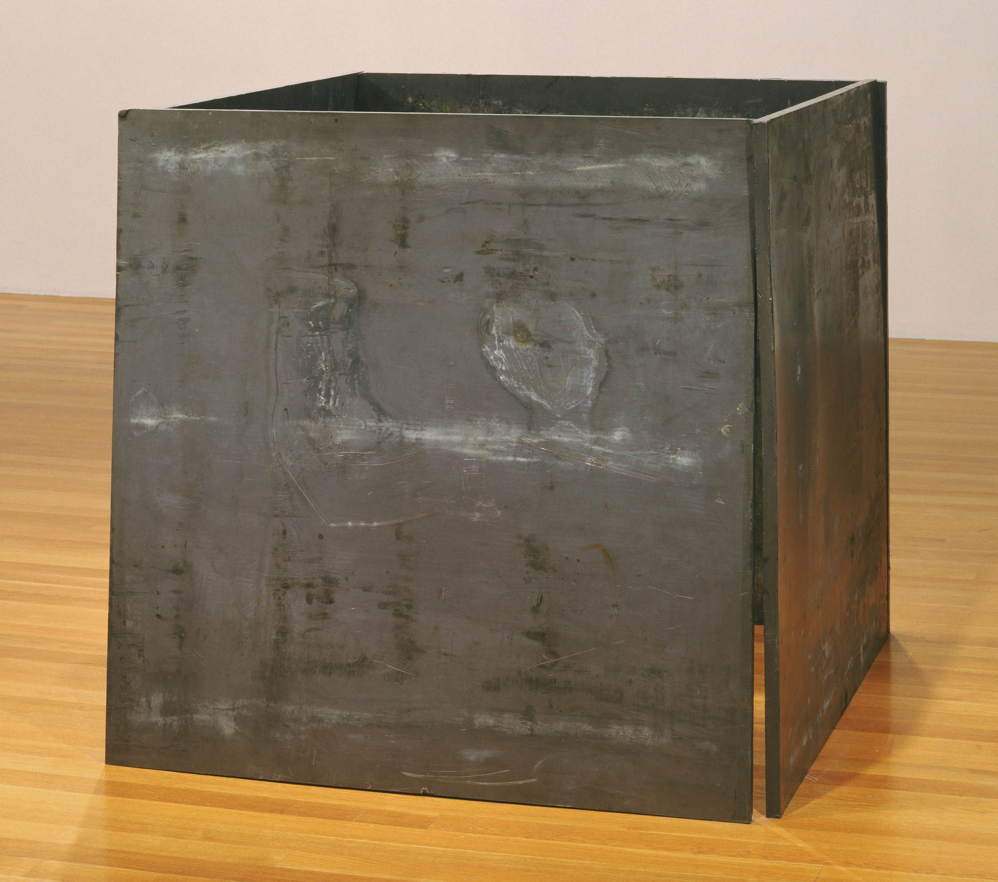 Richard Serra. One Ton Prop (House of Cards). 1969 (refabricated 1986)