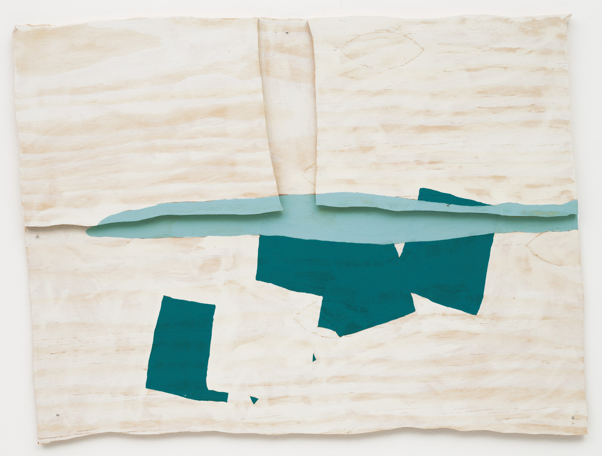 Richard Tuttle. New Mexico, New York, D, #13. 1998