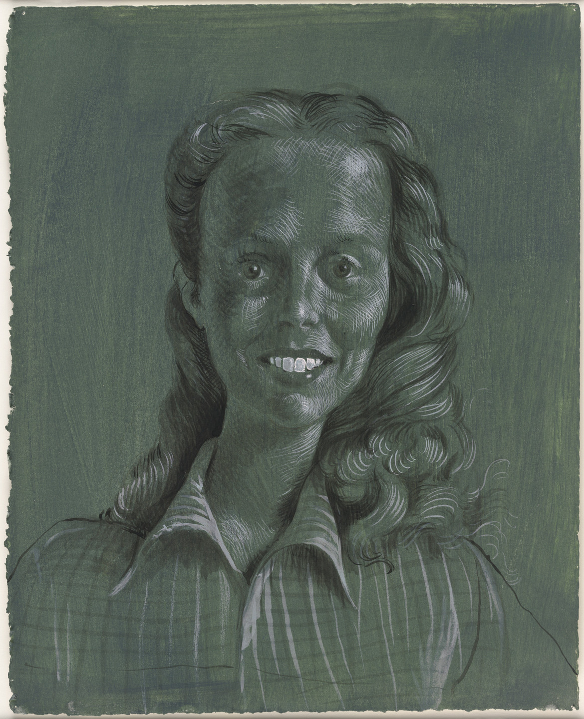 John Currin. The Exwife. (2001)