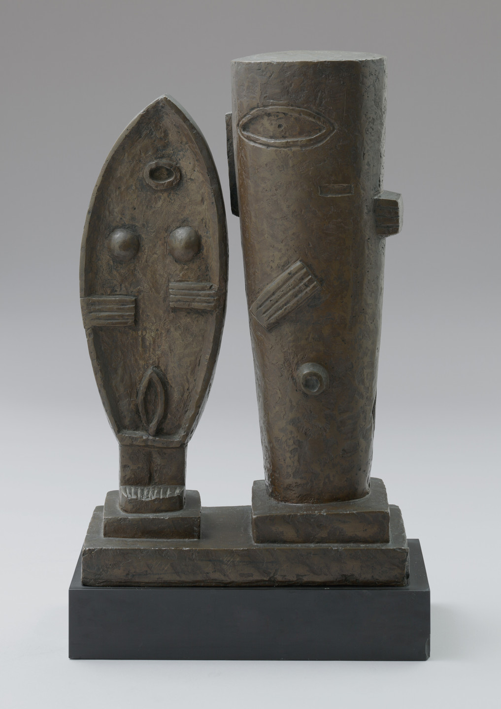 Alberto Giacometti. The Couple. 1927 (cast late 1929 or early 1930)