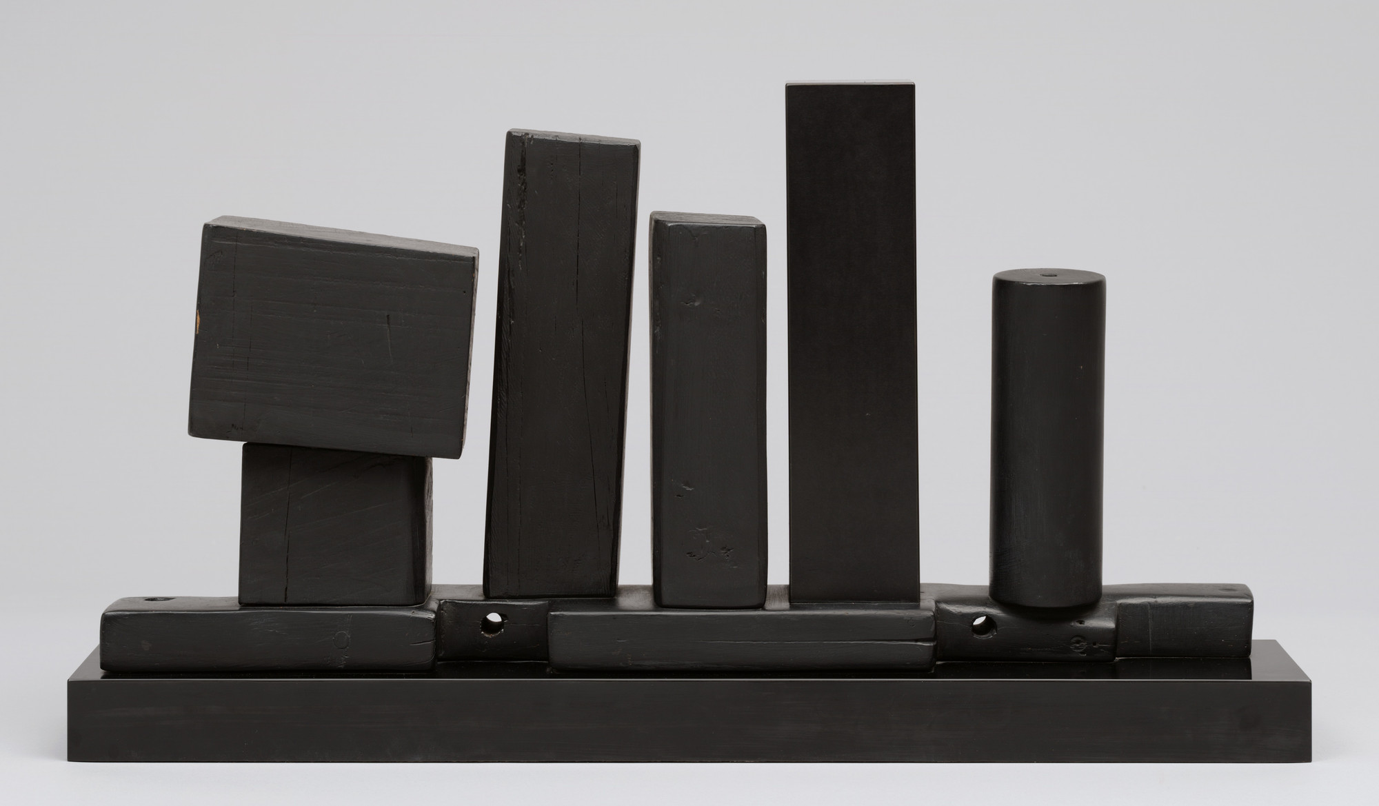 Louise Nevelson. That Silent Place. 1954-55