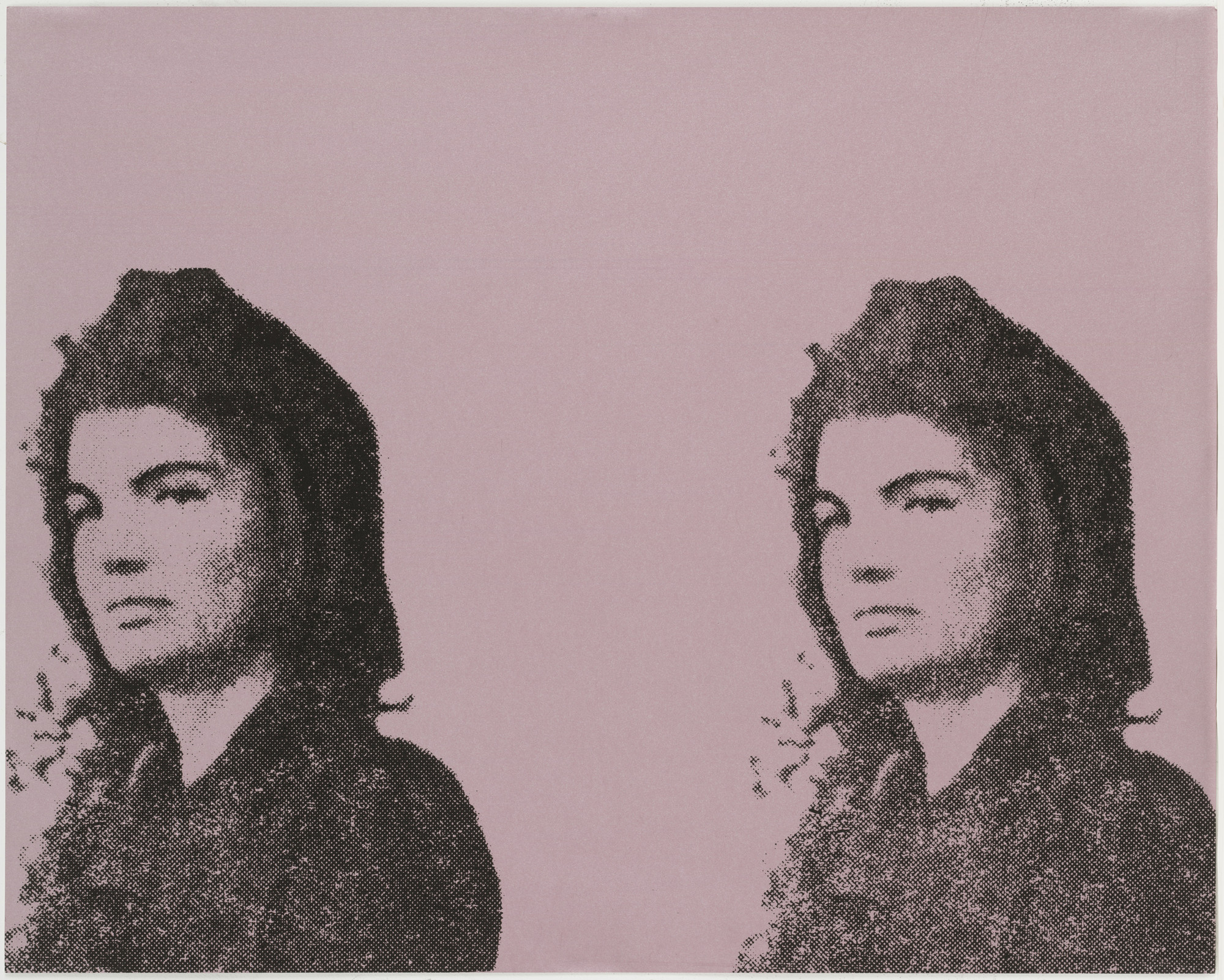 Andy Warhol. Jacqueline Kennedy II from 11 Pop Artists, Volume II. 1965, published 1966