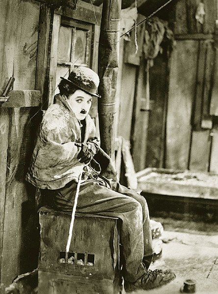Charlie Chaplin. The Gold Rush. 1925