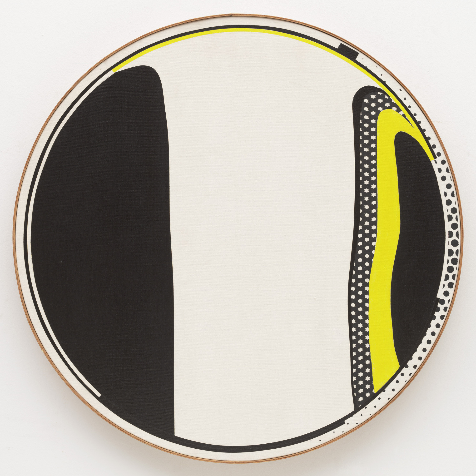 Roy Lichtenstein. Mirror #10. 1970
