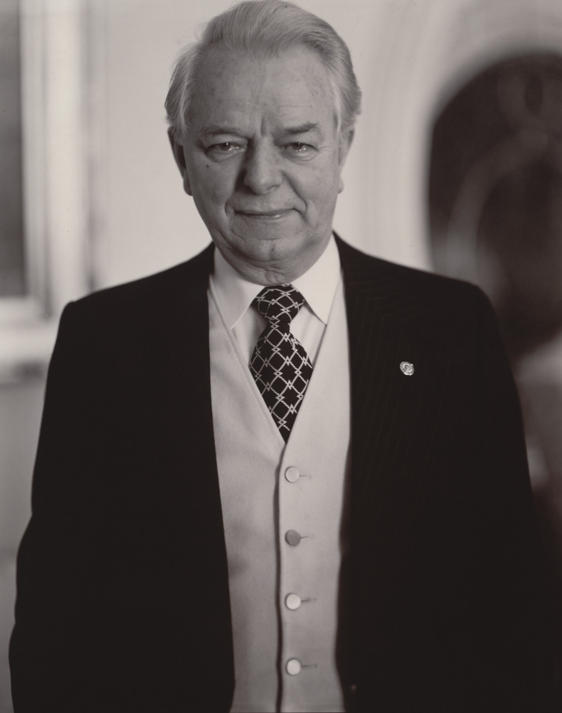 Judith Joy Ross. Senator Robert C. Byrd, Democrat, West Virginia (Majority Leader). 1987