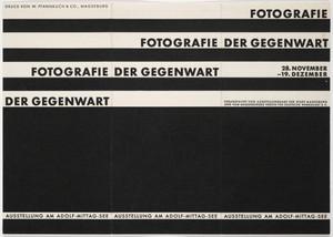 Fotografie der Gegenwart