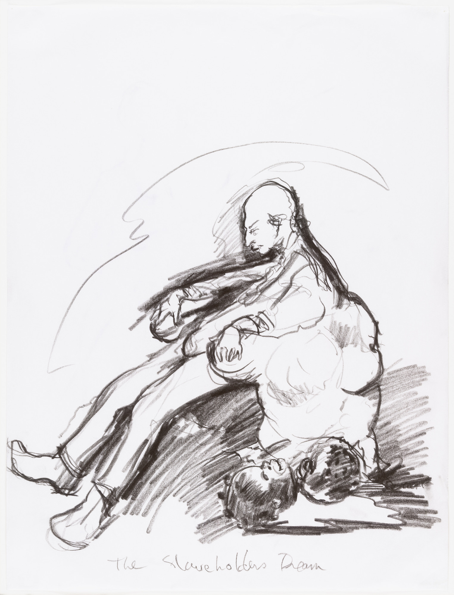 Kara Walker. Untitled. (1996)