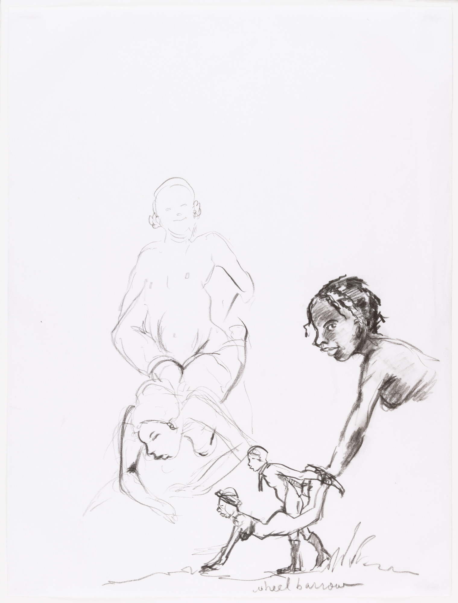 Kara Walker. Untitled. 1996