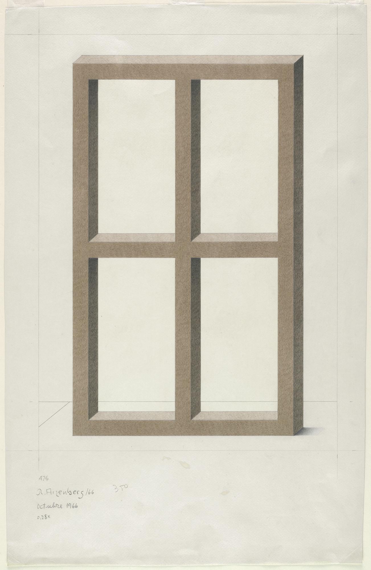 Roberto Aizenberg. Untitled. 1966
