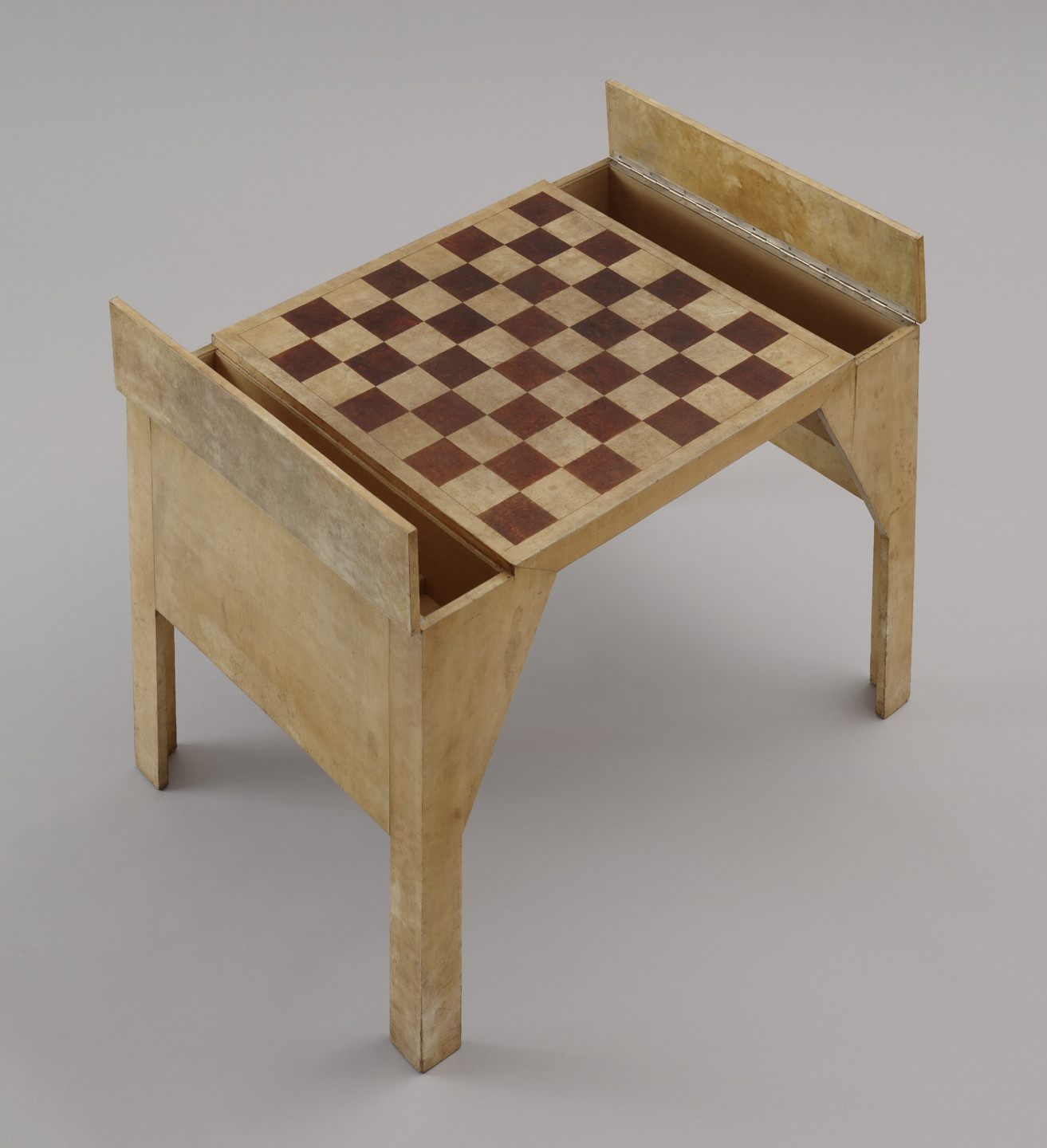 Jean-Michel Frank, Man Ray (Emmanuel Radnitzky). Chess Table. 1929