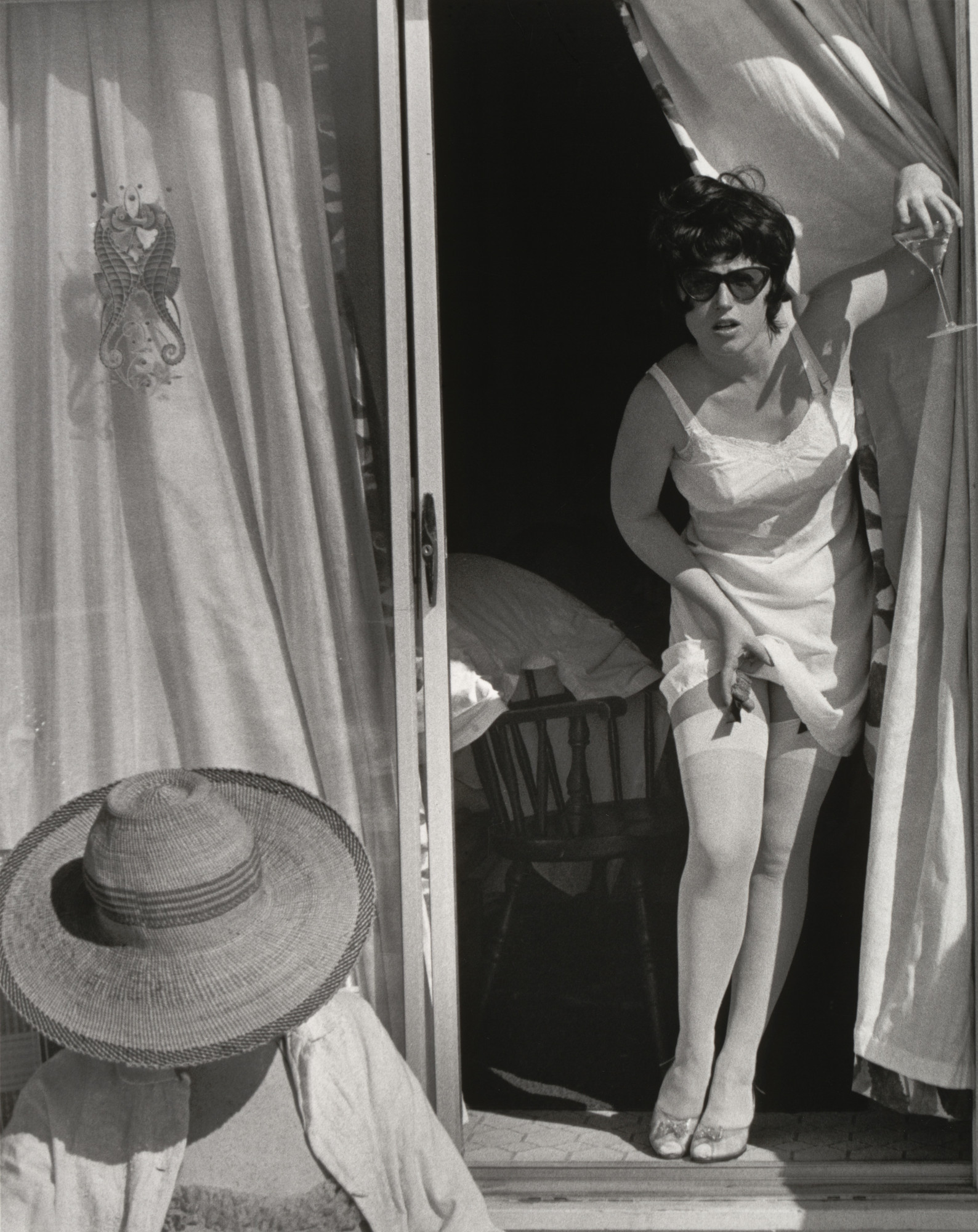 Cindy Sherman. Untitled Film Still #7. 1978
