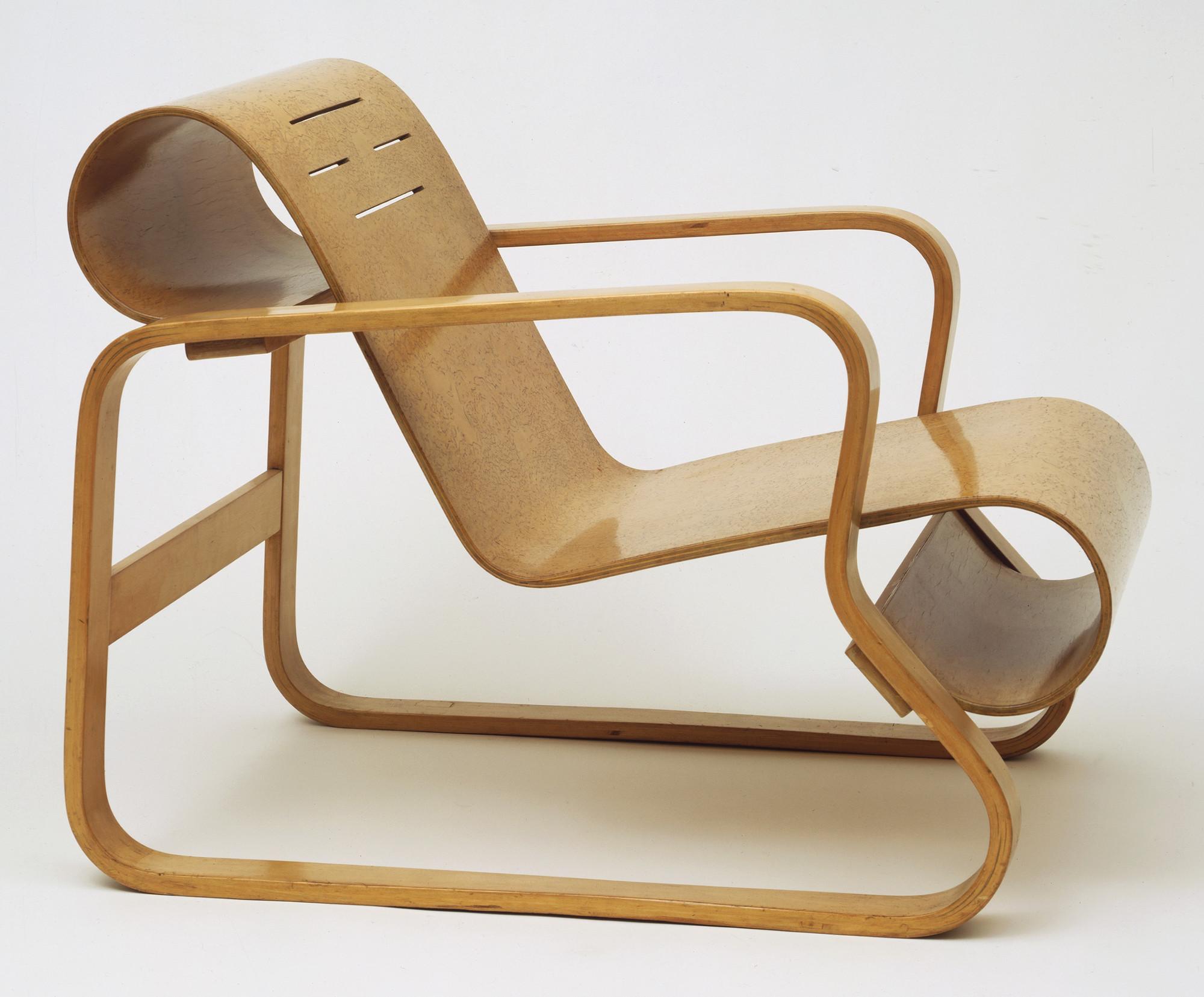 Alvar Aalto Paimio Chair 1931 1932