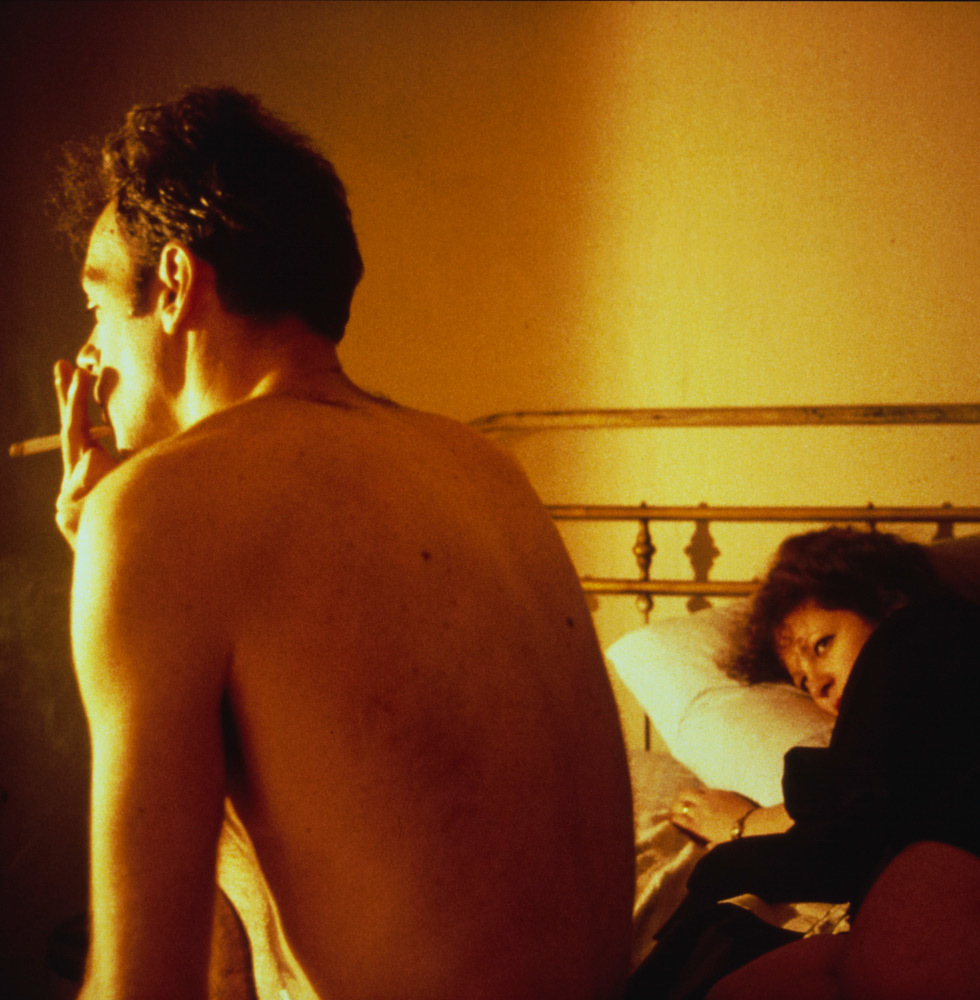 <p>Nan Goldin: The Ballad of Sexual Dependency</p>