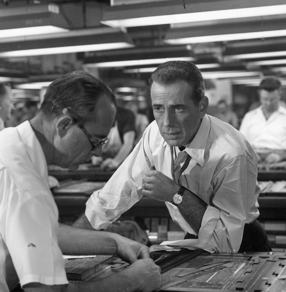 <p>Modern Matinees: B Is for Bogart </p>