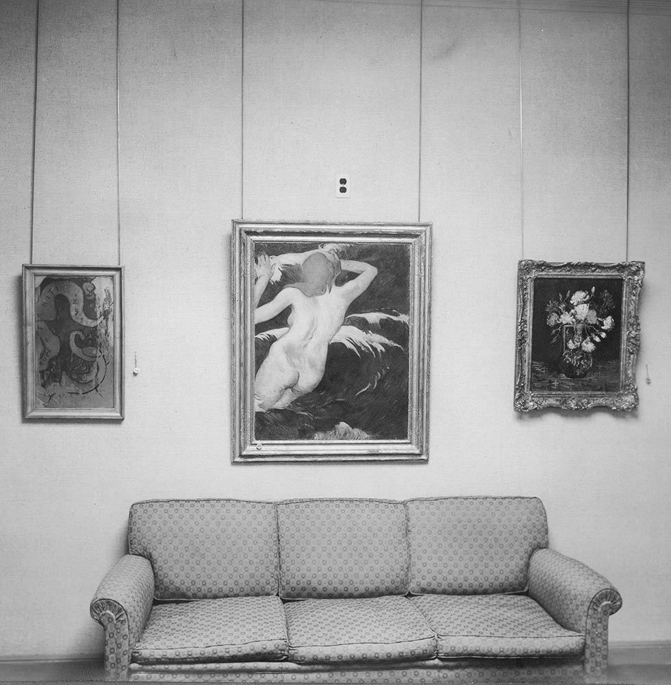 <p>MoMA Exhibition History</p>