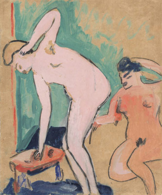 expressionist nudes German