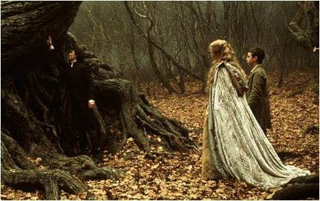 <i>Sleepy Hollow</i>. 1999. USA. Directed by Tim Burton. Paramount Pictures