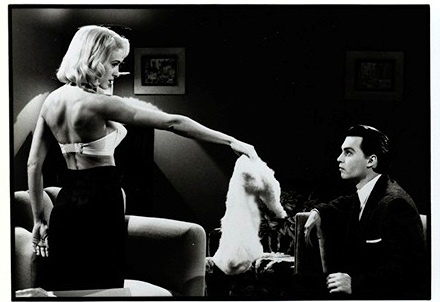 Ed Wood. 1994. USA. Directed by Tim Burton. Touchstone Pictures