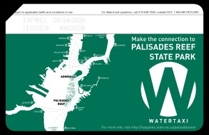 SCAPE's Palisade State Park Metrocard