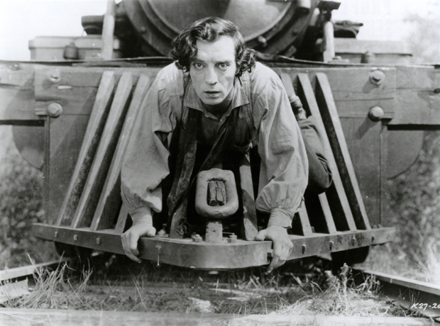 The General. 1926. USA. Directed by Buster Keaton, Clyde Bruckman
