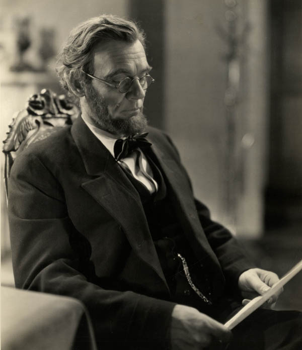 Abraham Lincoln. 1930. USA. Directed by D. W. Griffith