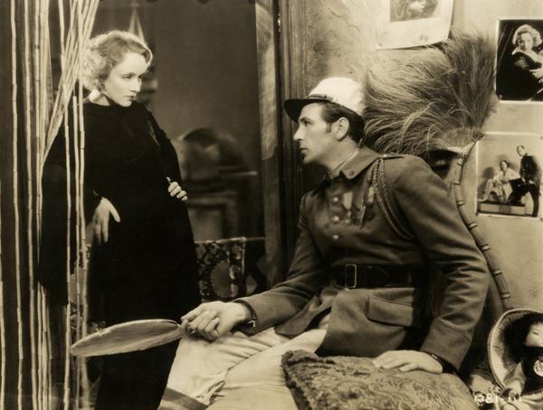 Morocco. 1930. USA. Directed by Josef von Sternberg