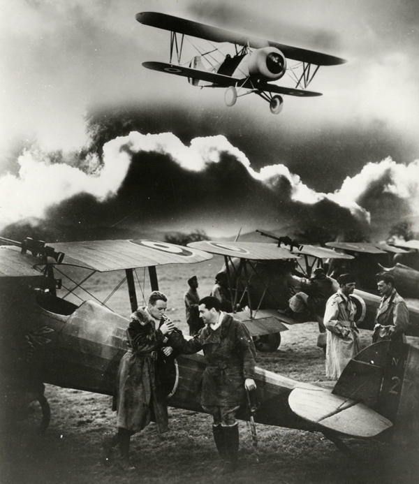 The Dawn Patrol. 1930. USA. Directed by Howard Hawks