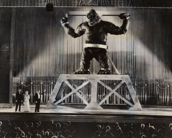 King Kong. 1933. USA. Directed by Merian C. Cooper, Ernest B. Schoedsack
