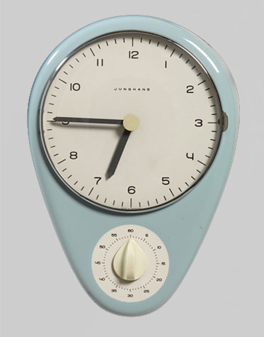 moma | the perfect kitchen clock