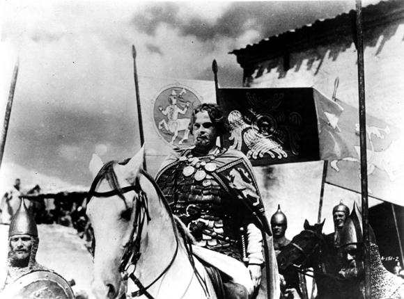 Alexander Nevsky. 1938. USSR. Written and directed by Sergei Eisenstein