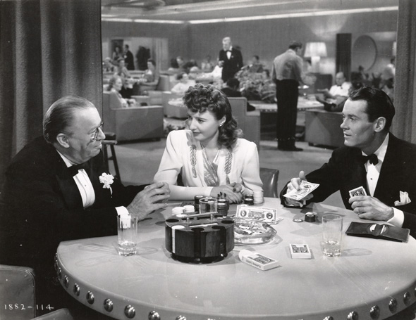 <i>The Lady Eve.</i> 1941. USA. Written and directed by Preston Sturges