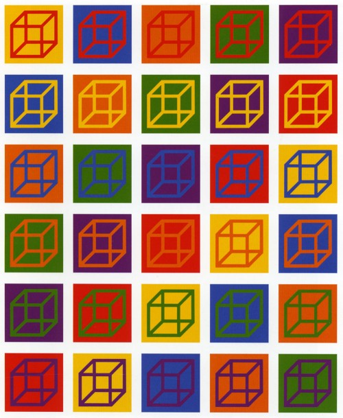 Image result for repetition lewitt
