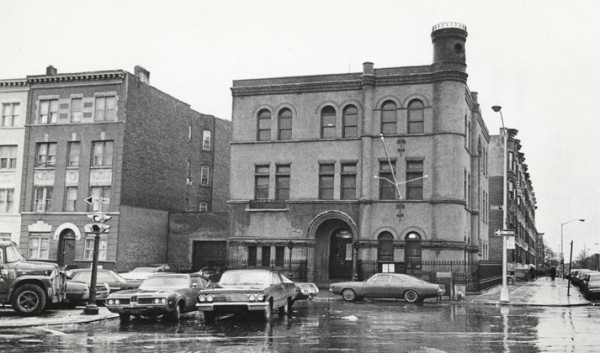 80th Precinct Building