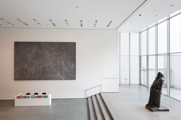 Twombly lobby