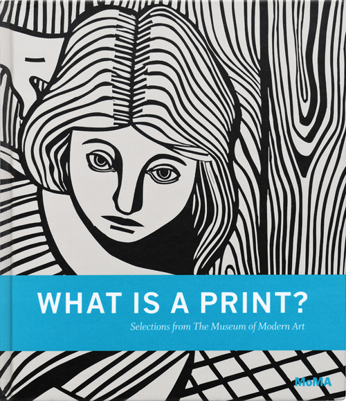 MoMA | What Is a Print? An Interactive Website is Now a Book