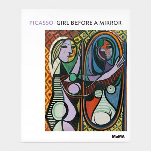 pablo picasso girl before a mirror one on one