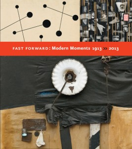 Cover of <em>Fast Forward: Modern Moments 1913&gt;&gt;2013</em>