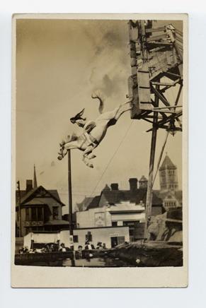 Postcard, Atlantic City.Early 20th century