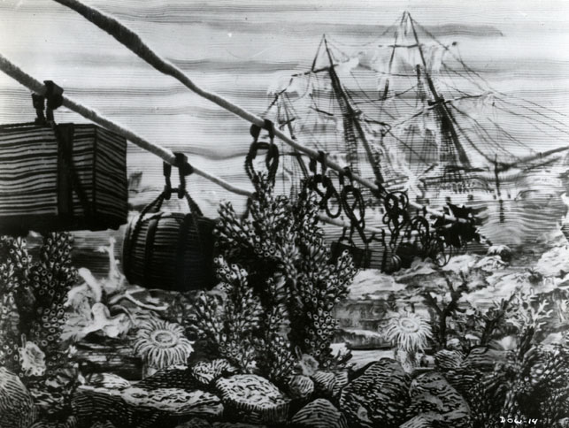 The Fabulous World of Jules Verne film 1958 Czechoslovakia Karel Zeman